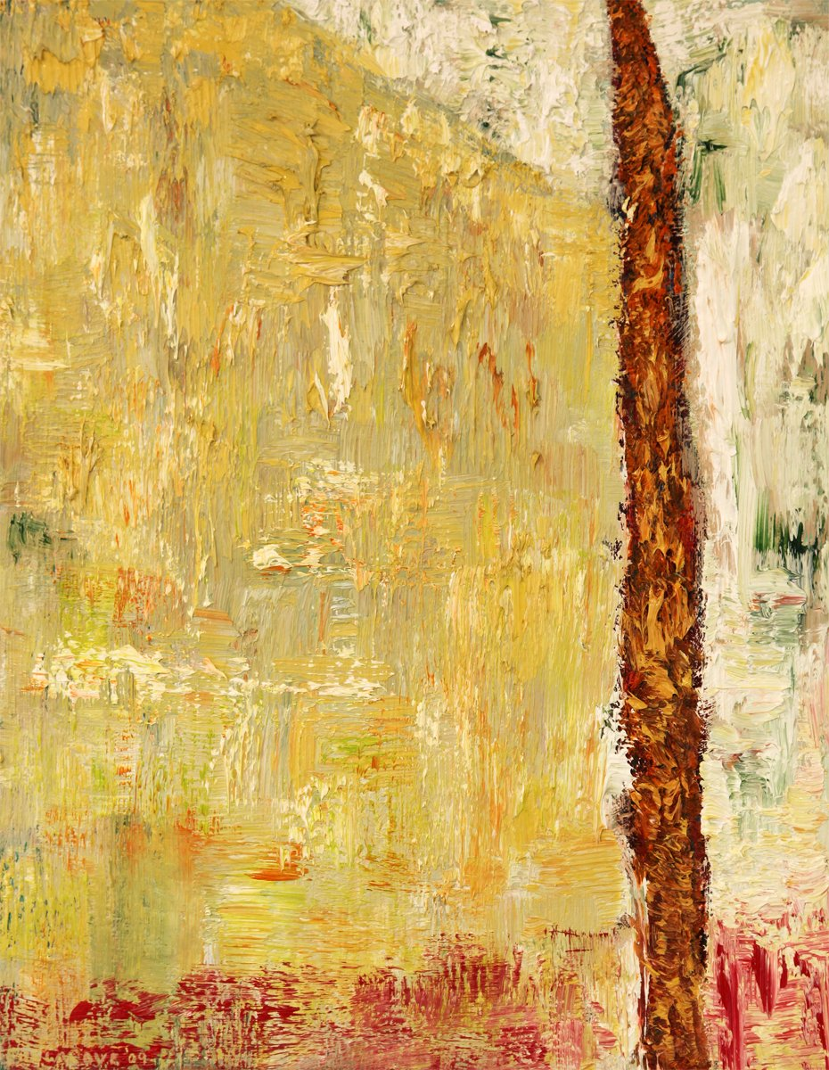 Ancient Peace - Oil on Canvas 51cm x 41cm