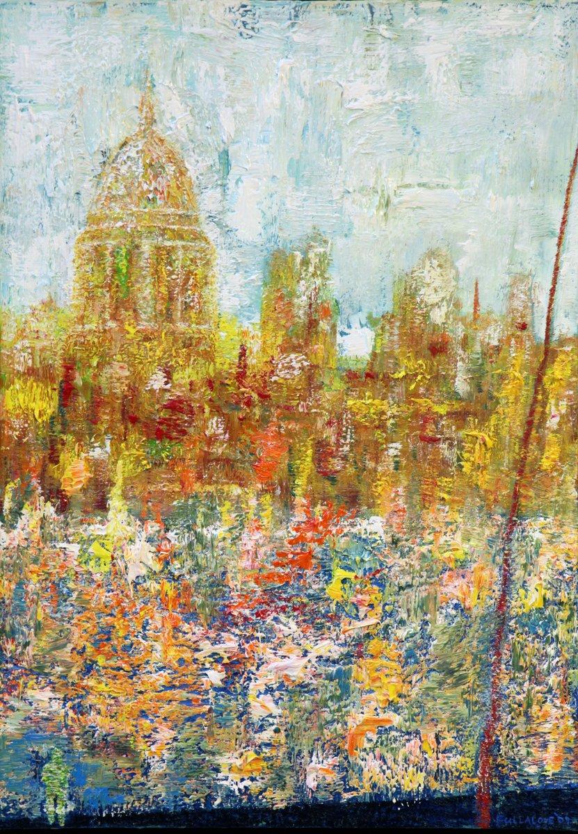 Desire - Oil on Canvas 79cm x 49cm