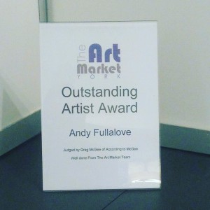 art award 2015