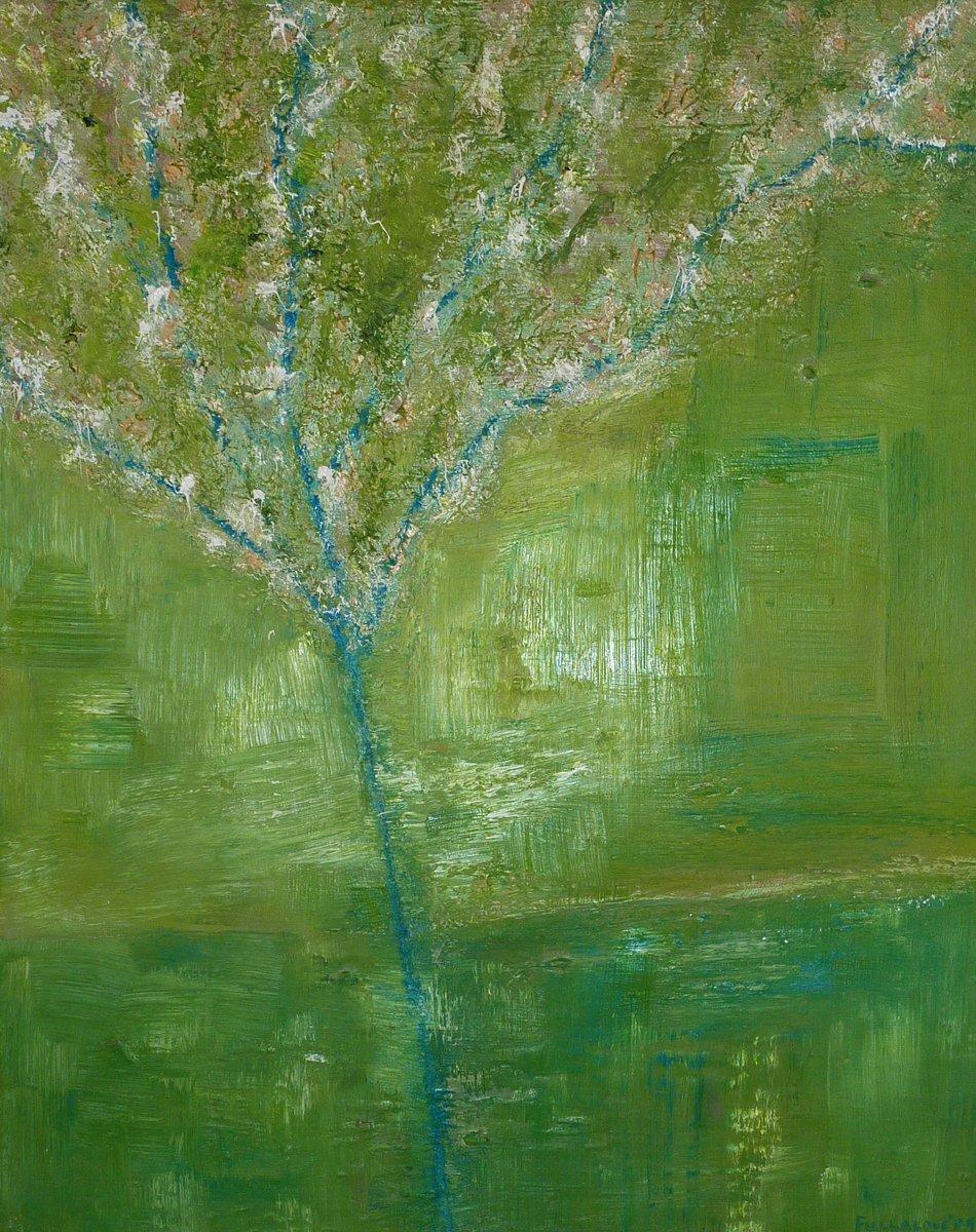 Endurance - Oil on Canvas 51cm x 41cm