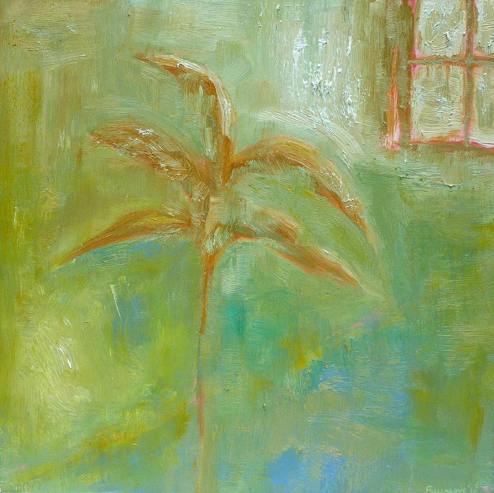 Morning Light - Oil on Canvas - 46cm x 46cm