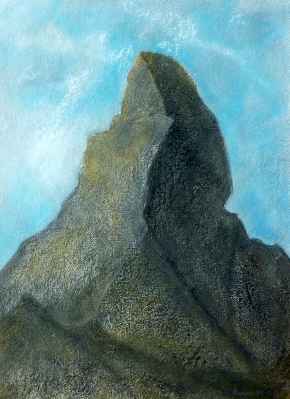 Study of the Matterhorn