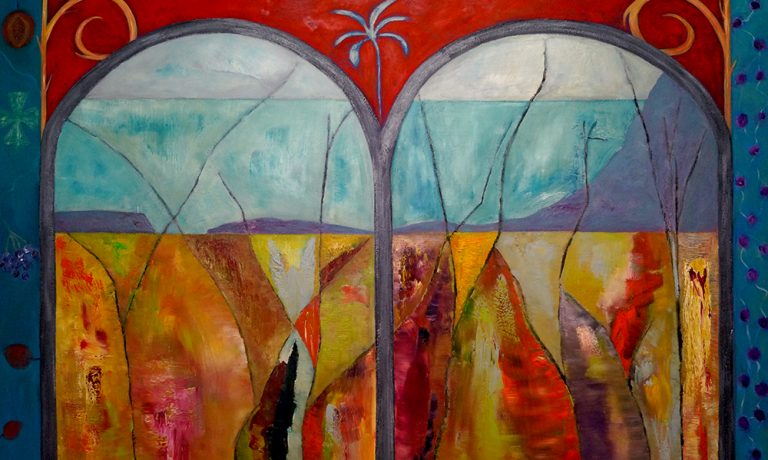 Reflective Peace – New Work For Cathedral Exhibition 2016
