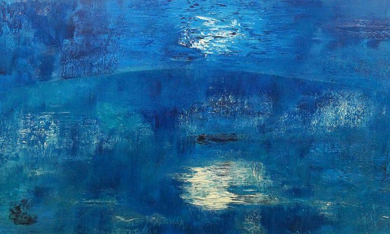 Landscape In Blue – Ready For Lemon Street Gallery, Truro 18th Nov – 2nd Dec