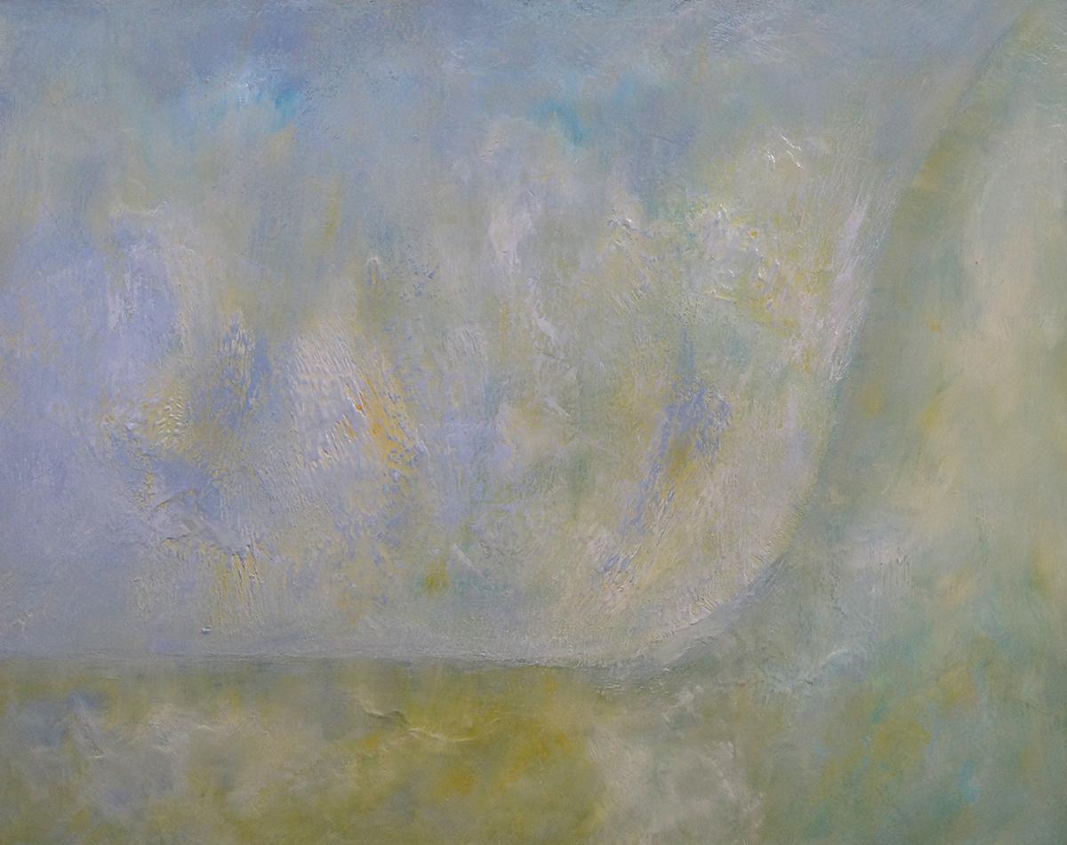 Ocean Sounds - Oil on Canvas - 61cm x 76cm